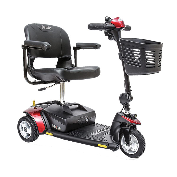 Three Wheel Scooter