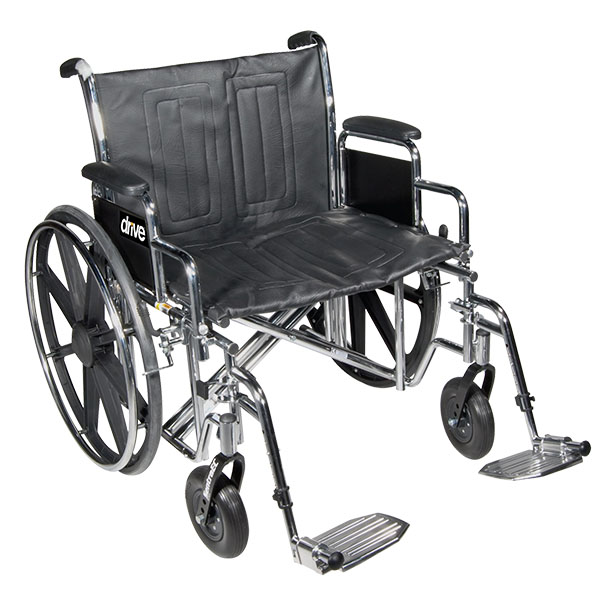Barriatric Standard Wheelchair