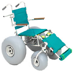 Beach Wheelchair