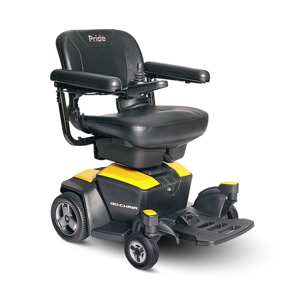 Pride Mobility Go Chair number one for portability
