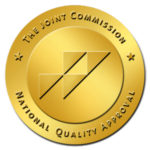 The Joint Commision National Quality Approval seal
